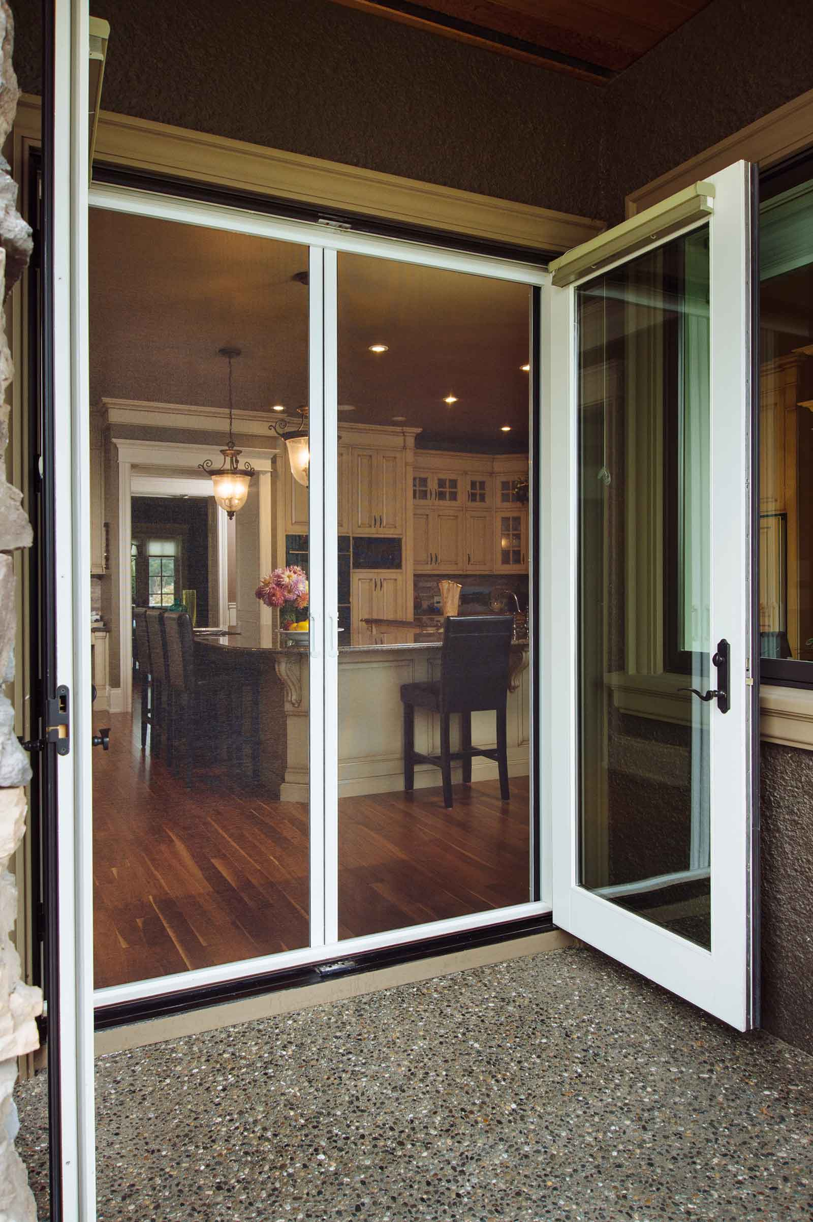 Retractable Door Screens | Phantom Door Screens | Minnesota