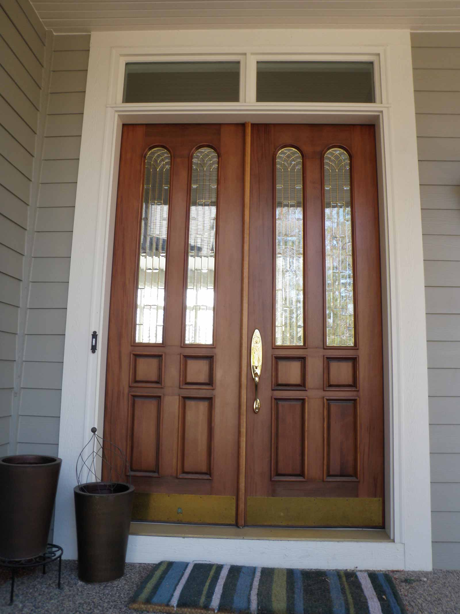 Retractable Door Screens Phantom Door Screens