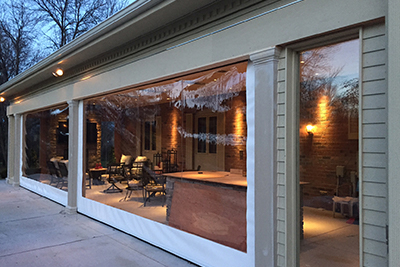Phantom Retractable Screens Custom Retractable Screens