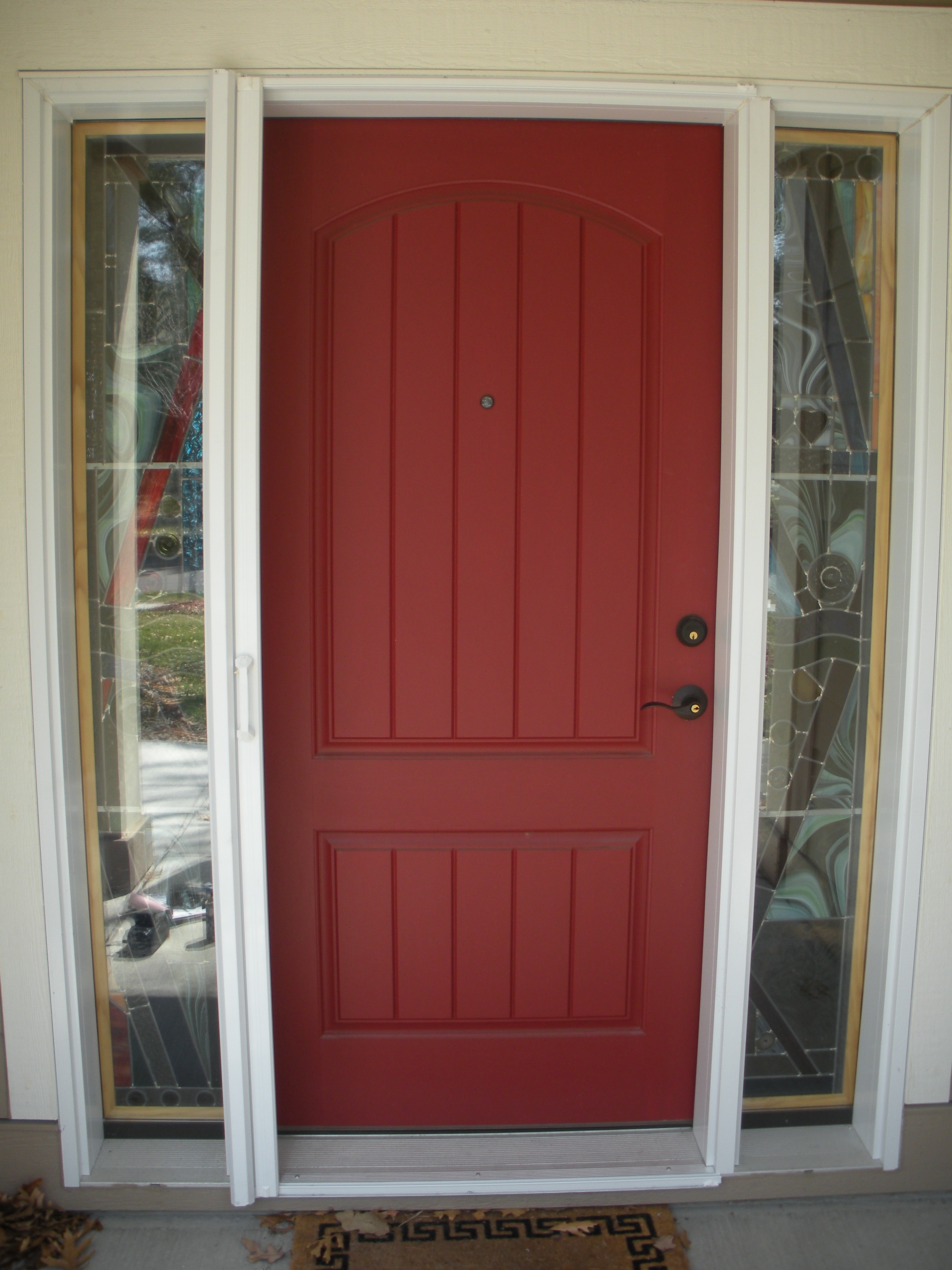 Doors With Screen: Retractable Door Screens