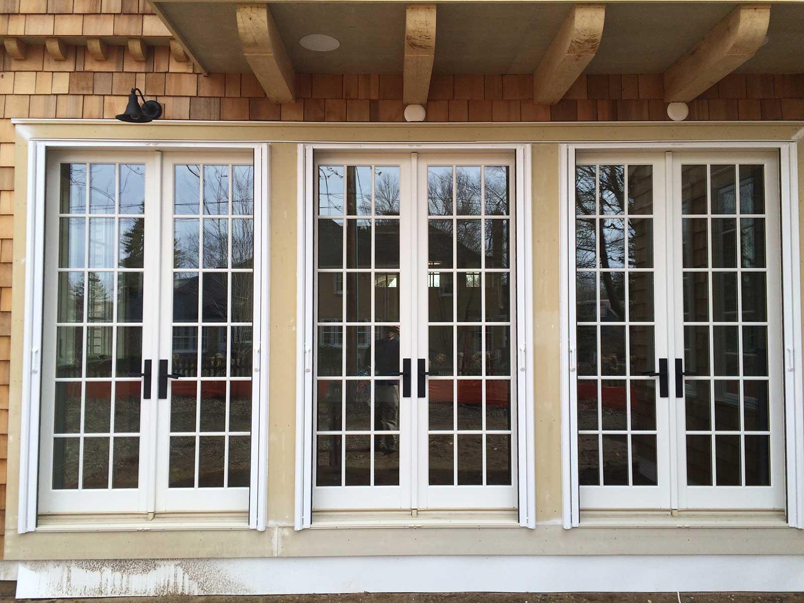 Previous & Retractable Door Screens | Phantom Door Screens | Minnesota Screens
